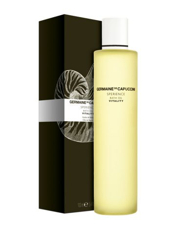 Germaine de Capuccini - Sperience Bath Oil Vitality - 100ml