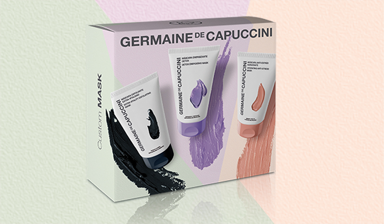 Germaine de Capuccini Custom Mask 3x 50ml