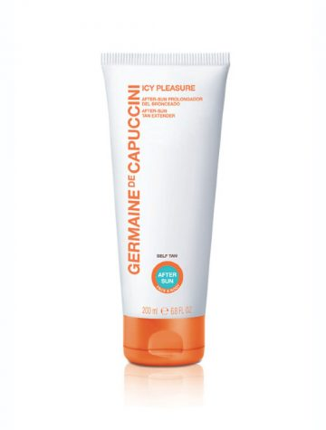 Germaine de Capuccini - Golden Caresse - After Sun Icy Pleasure Tan Extender