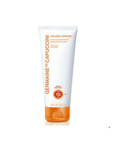 Germaine-de-Capuccini-Golden-Caresse-Sun-Milk-SPF15