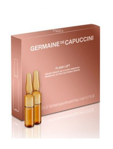 Germaine de Capuccini - Options Universe - Flash Lift Ampullen 5 x 1 ml