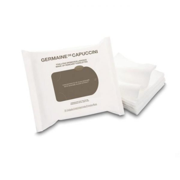 Germaine de Capuccini Options Universe Make-up Remover Towelettes