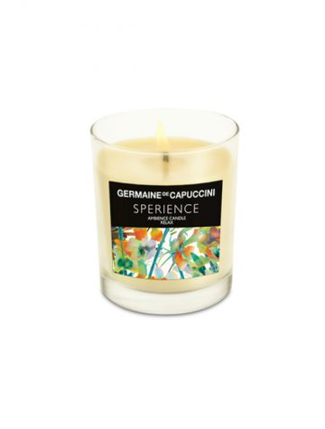 Germaine de Capuccini - Sperience - Aromatic Candle Relax