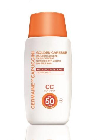Germaine de Capuccini - Golden Caresse Anti Age SPF50CC