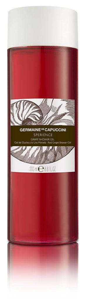 Germaine de Capuccini - Grape Shower and Bath Gel - 200ml