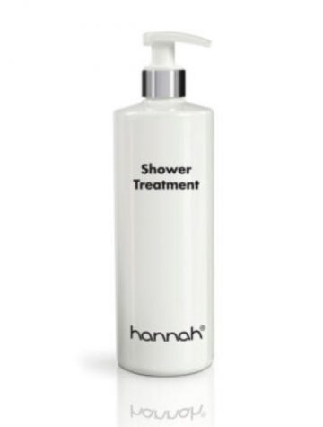 Hannah Skincare- Shower-Treatment