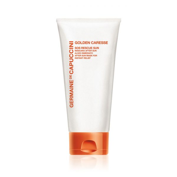 Aftersun Masker - Golden Caresse - SOS Rescue - Germaine de Capuccini