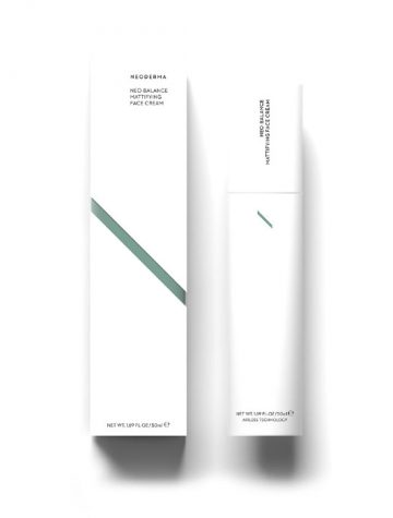 Neoderma - Noe-Balance Mattifying Face Cream 50ml