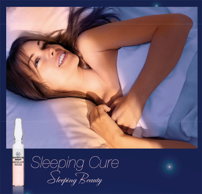 Germaine de Capuccini - Sleeping Cure