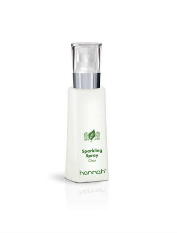 Sparkling Spray 125 ml hannah skincare-browneyes
