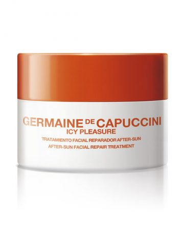 Germaine de Capucinni - Golden Caresse - Icy Pleasure - face- 50ml
