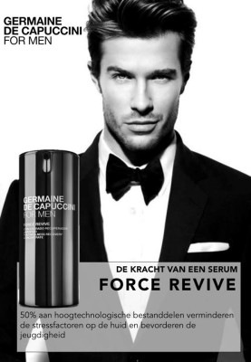 Germaine de Capuccini - For men - Force Revive - 50ml