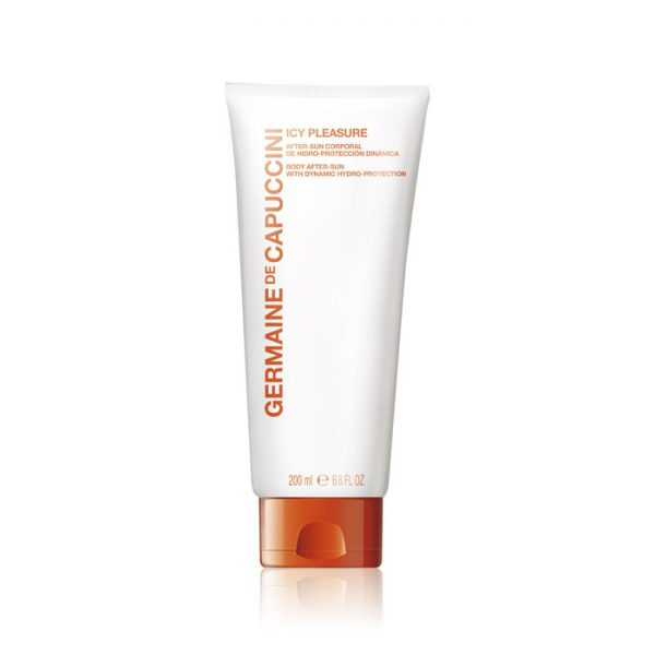Germaine de Capucinni - Golden Caresse - Icy Pleasure - 200ml