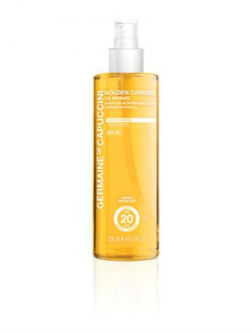 Germaine de Capuccini - Golden Caresse Activating Bronzing Oil SPF 20