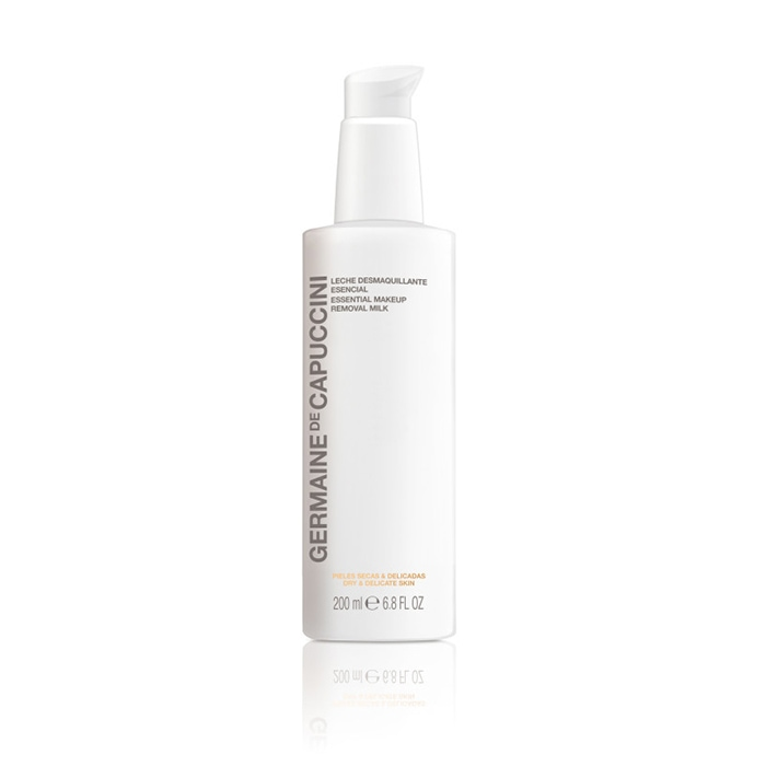 Germaine de Capuccini Essential Makeup Removal Milk 200ml