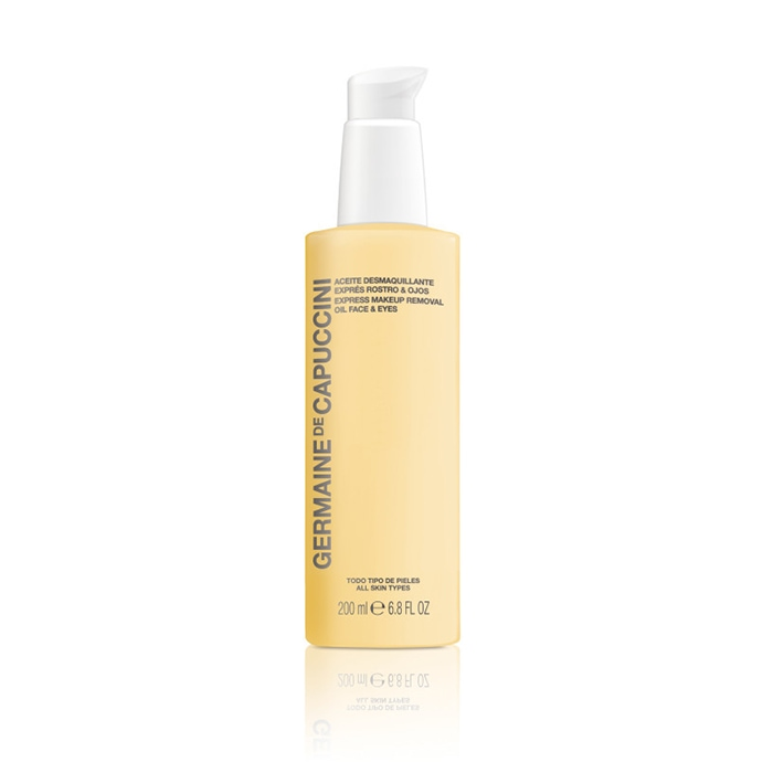 Germaine de Capuccini reiniging Express Makeup Removal Oil 200ml