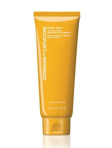 Germaine de Capuccini Royal Jelly Melting Make-up Removal Milk & Lotion