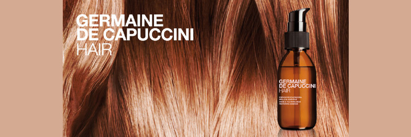 Germaine de Capuccini - Hair