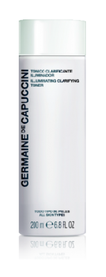 Illuminating Claryfing Toner - Germaine de Capuccini 200ml