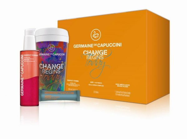 Perfect Forms Change Begins Today - Germaine de Cpauccini