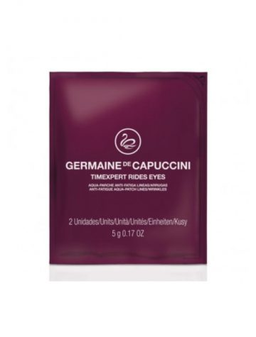 Germaine de Capuccini - Timexpert Rides - Eye Patch